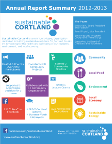 Sustainable Cortland 1 page